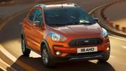 La plus modeste des Ford sacrifie à la mode du baroudeur