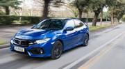 Essai 2018 Honda Civic 1.6 i-DTEC : quand le diesel a du bon…