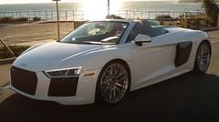 Emission Turbo : La côte californienne en Audi R8