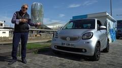 Emission Turbo : Bordeaux en Smart ForTwo Electric Drive
