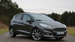 Essai Ford Fiesta Vignale : le luxe à petit prix