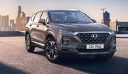 Hyundai Santa Fe : les premières images