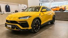 Lamborghini Urus : premières impressions à bord du SUV Lamborghini