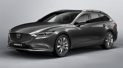 Mazda6 Wagon restylée : 1ère mondiale à Genève