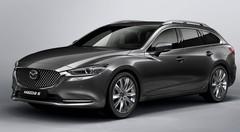 Mazda : le break 6 à Genève !