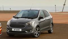 Ford KA+ et KA+ Active