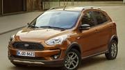 Ford Ka+, un nouveau 3 cylindres et un bon diesel
