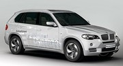 BMW X5 Vision EfficientDynamics : – 45 % de CO2, en moins de 10 ans
