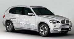 BMW X5 Vision EfficientDynamics : – 45 % de CO2, en moins de 10 ans