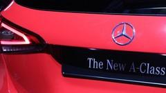 Mercedes prépare sa Classe A berline AMG