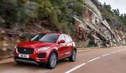 Essai Jaguar E-Pace : en plein dans le mille
