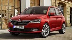 Škoda Fabia : facelift sans Diesel à Genève