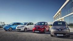 Renault prépare une Zoé plus puissante