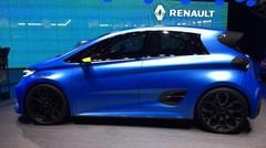 Renault ZOE : plus de puissance et d'autonomie à Genève