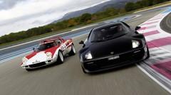 La Lancia Stratos fait son retour