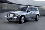 Mercedes Vision GLK Bluetec Hybrid : Le SUV écolo