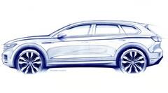 Volkswagen: un avant-goût du nouveau Touareg, dévoilé après le Salon de Genève