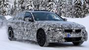 La future BMW Série 3 à nouveau surprise !