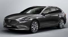 Mazda 6 Wagon: le temps d'une mise à jour
