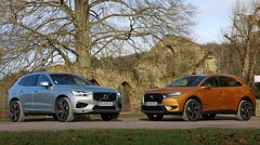 Essai DS 7 Crossback vs Volvo XC60, le match des outsiders premium