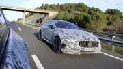 Mercedes AMG nous annonce la berline GT