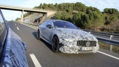 Mercedes-AMG GT 4 portes : en test dans le Sud
