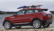 Essai Range Rover Evoque SD4 240: le séducteur prend de l'âge
