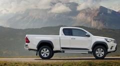 Le Toyota Hilux gagne une nouvelle version