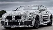 BMW : un concept M au salon de Genève 2018 ?