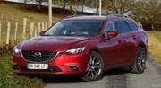 Essai Mazda 6 Wagon Skyactiv-D 175 BVA : bientôt la retraite