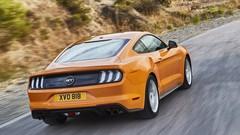 Ford Mustang : Gamme et tarifs 2018
