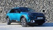 Essai Citroën C4 Cactus restylée (2018) : copie revue et corrigée