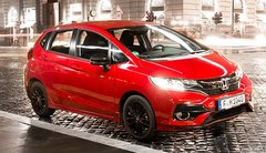 Honda Jazz 1.5 i-VTEC 2018 : plus de punch