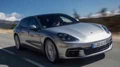 Essai Porsche Panamera Sport Turismo du Grand Tourisme hybride et anti-malus