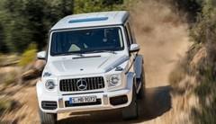 Mercedes Classe G : La version AMG est de retour !