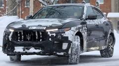 Le Maserati Levante GTS affûte son V8