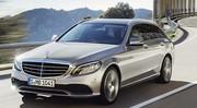 Mercedes Classe C 2018 : coup de frais