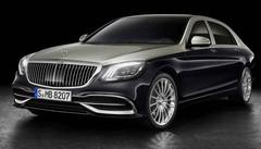 Mercedes-Maybach Classe S : nouvelle tenue de soirée pour Genève