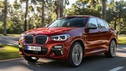 BMW X4 : allongé