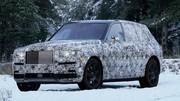 Rolls-Royce : le SUV s'appellera bien Cullinan