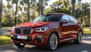 Complètement renouvelée : la BMW X4 !