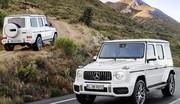 Le nouveau Classe G déjà décliné en version Mercedes-AMG 63