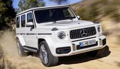 Mercedes-AMG G 63 : un cas à part
