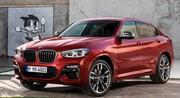 Nouveau BMW X4 (2018) : prix, infos et photos officielles