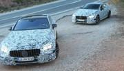 Mercedes-AMG GT Berline : premières photos officielles