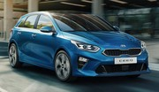 Kia Ceed 2018 : plus musclée et plus intelligente