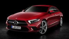 Le nouveau CLS Coupé de Mercedes disponible à partie de 76.100 euros