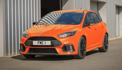 Ford Focus RS : une exclusive Heritage Edition avant la retraite