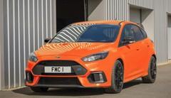 Ford Focus RS Heritage Edition : les adieux à la reine