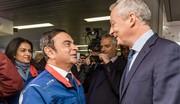 Renault: Carlos Ghosn reste PDG et accepte une baisse de salaire de 30 %